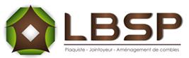 LBSP – Plaquiste Jointoyeur Aménagement de combles Logo